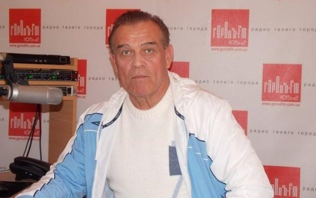 У Кривому Розі пішов з життя Народний артист України Володимир Полубоярцев