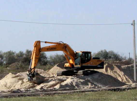 За допомогою примітивної корупційної оборудки КП «Дніпроприродресурс» отримало дозвіл на пісок
