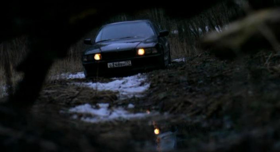 Як у кіно: хлопці на BMW під Дніпром возили зброю та наркотики