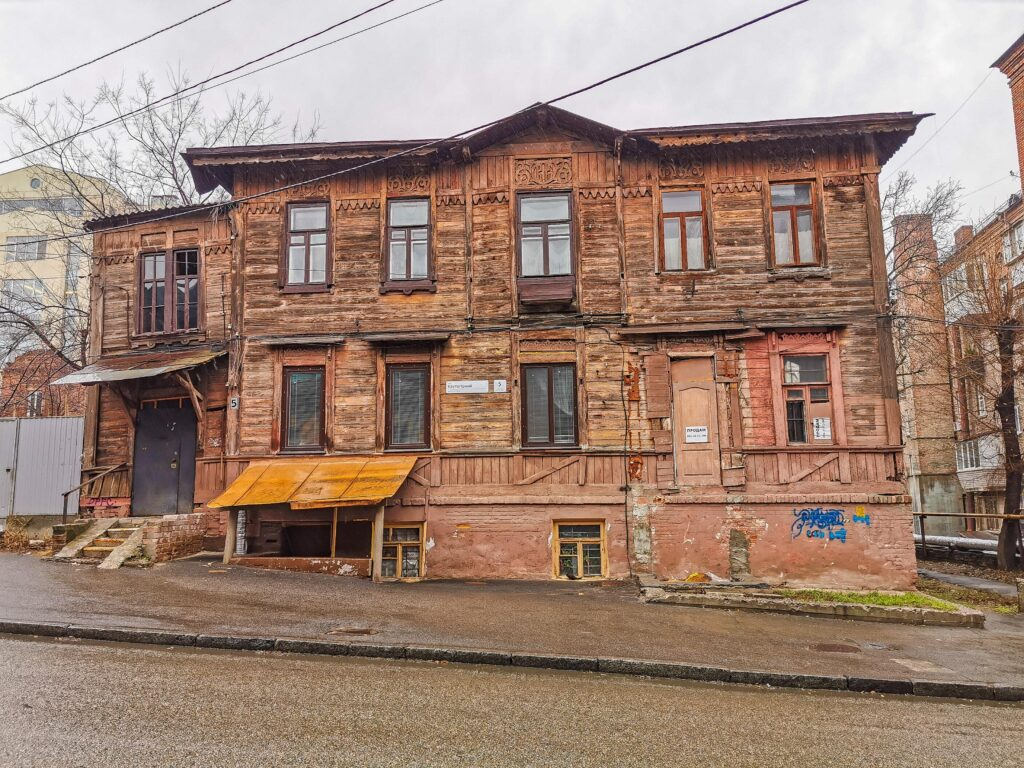 У Дніпрі реконструюють 155-річну будівлю