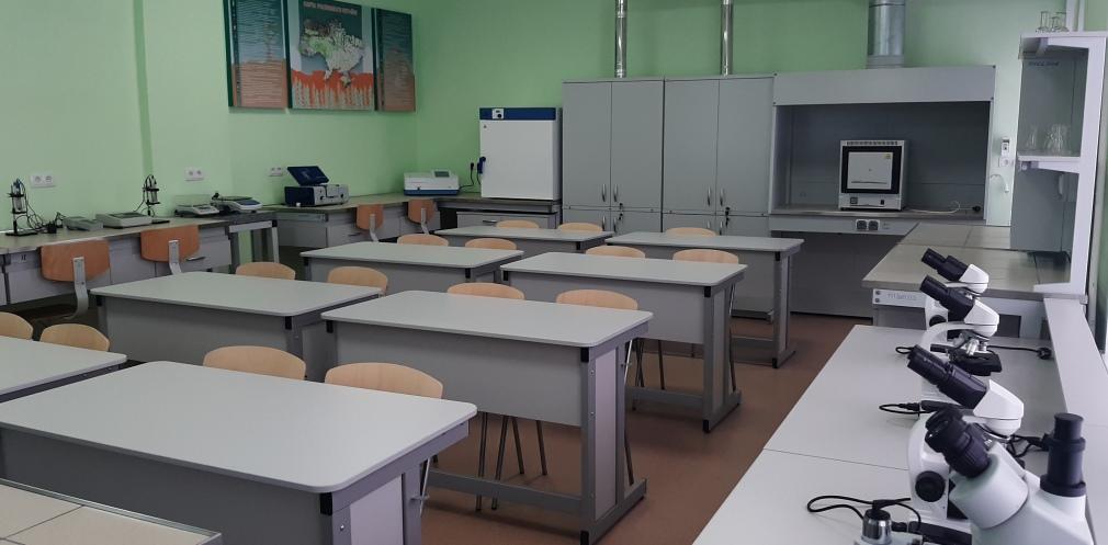 На Дніпропетровщині створили три сучасні науково-навчальні лабораторії