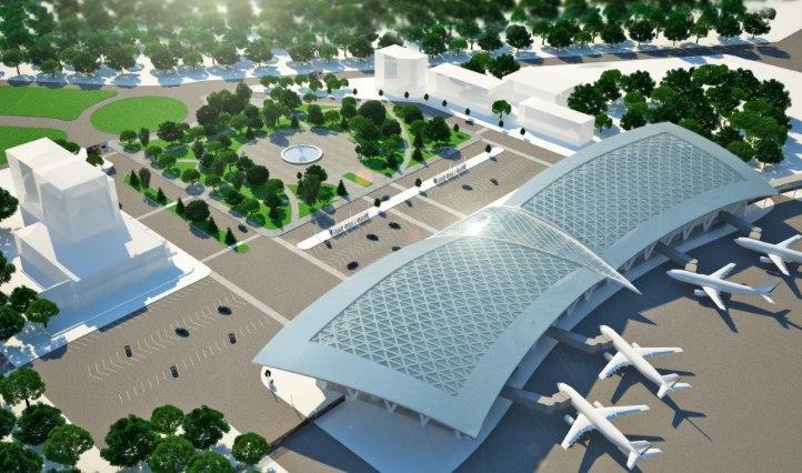 Найбільший інфраструктурний проект України: у 2021 році стартує масштабна модернізація аеропорту Дніпра