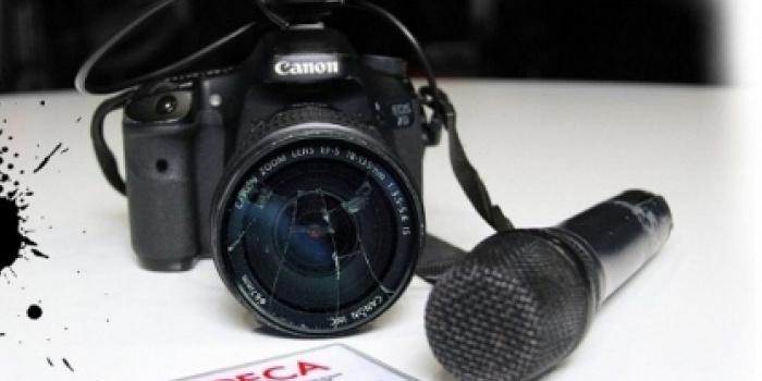За перешкоджання роботі журналістів три криворіжця можуть сісти у в'язницю