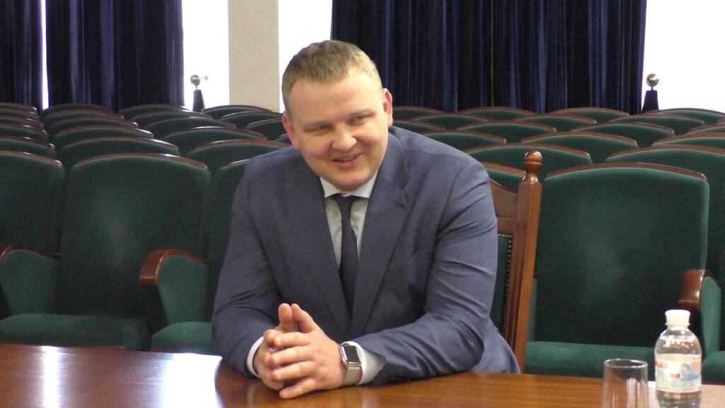 Дніпропетровська обласна рада обрала нового голову
