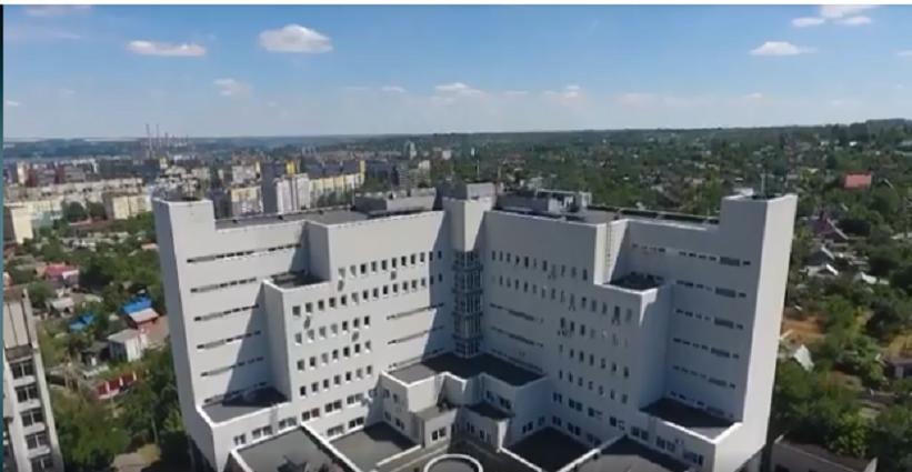 В обласному онкологічному диспансері відкрилося нове відділення (фото)