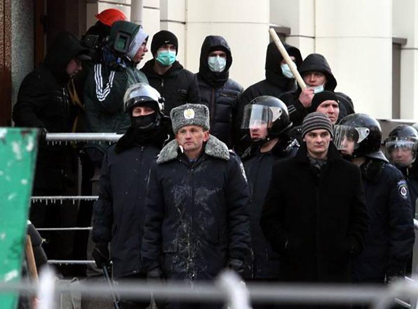 У Дніпрі виправдали організаторів «тітушок» у період Євромайдану