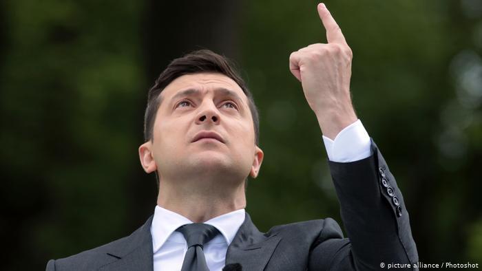 """Зеленський ввів у дію рішення СНБО про відповідальність за """"нечесне"""" декларування"""