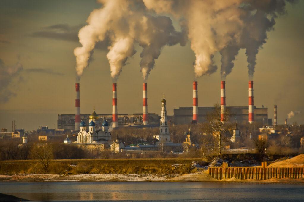 Де на Дніпропетровщині найбрудніше повітря сьогодні