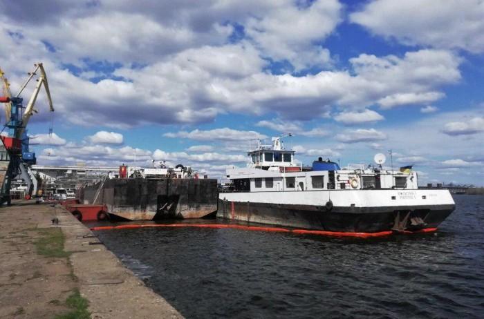 У 2020 році на 7 % збільшився об'єм річкових перевезень по Дніпру, мета — збільшення втричі, — Криклій