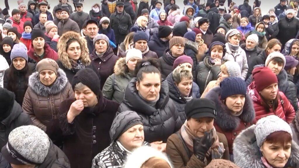 Відбудеться мітинг жителів Дніпропетровщині проти скасування пільг