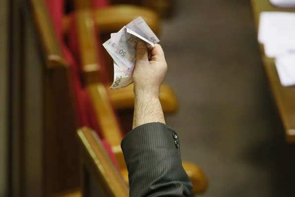 В Україні на фінансування партій цього року виділять 697 мільйонів