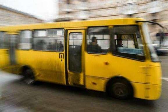 Україну хочуть звільнити від старих маршруток