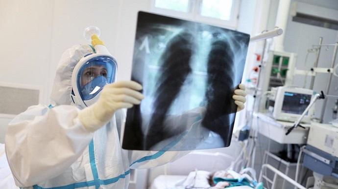Дані по захворюванню коронавірусом на Дніпропетровщині за добу