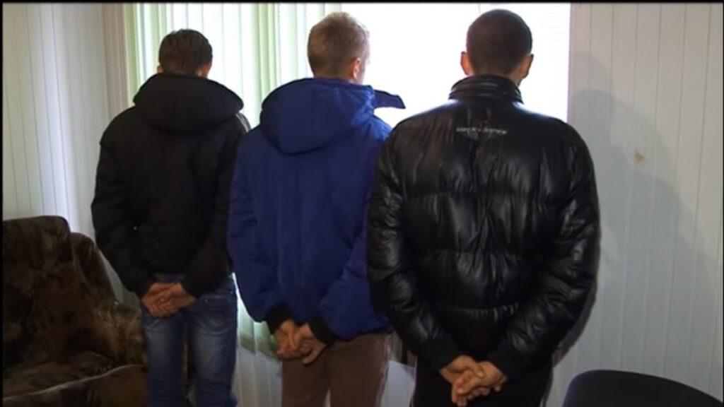 На Дніпропетровщині затримали угрупування крадіїв