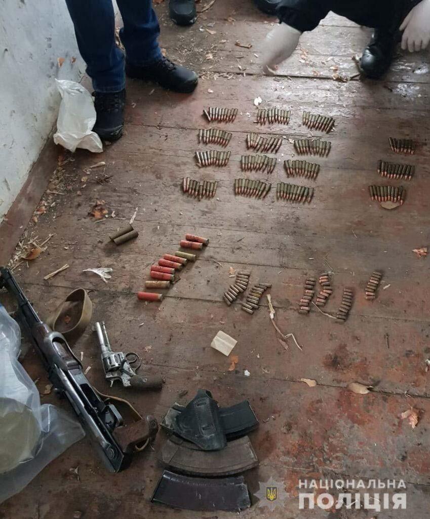 Дніпропетровщина – перша у рейтингу незаконного обігу та використання зброї