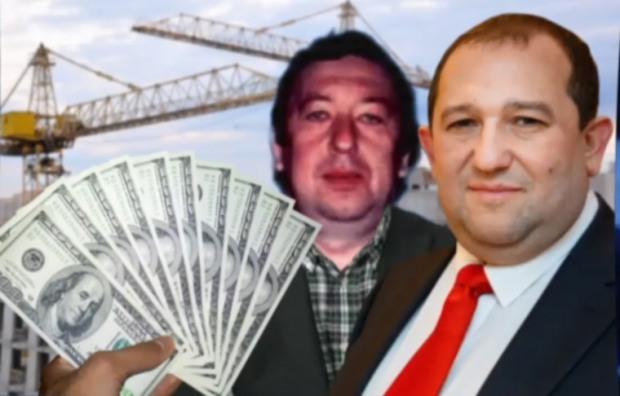 Дві фірми братів Дубинських розіграли між собою чверть мільярда