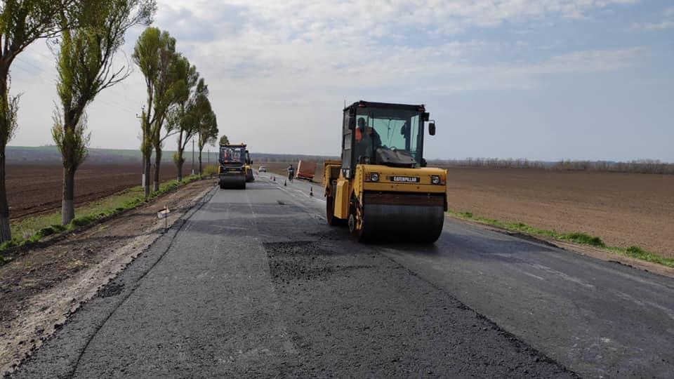 За два роки на Дніпропетровщині побудували доріг більше, ніж за попередні десять