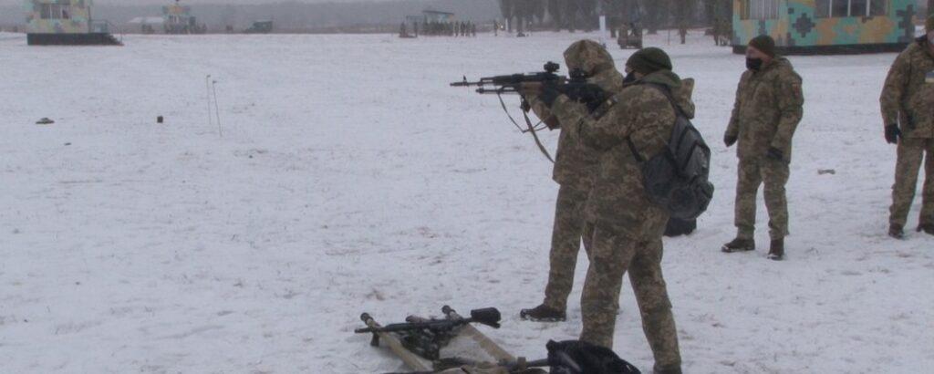 Як навчають офіцерів територіальної оборони на Дніпропетровщині