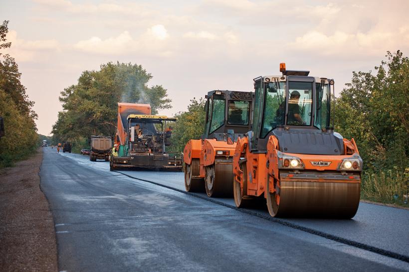 Ремонт траси на Дніпропетровщині коштуватиме 100 млн за кілометр