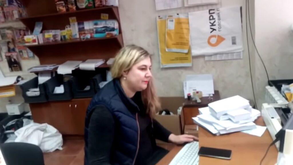 На «Укрпошті» в Кривому Розі відбувся мовний скандал