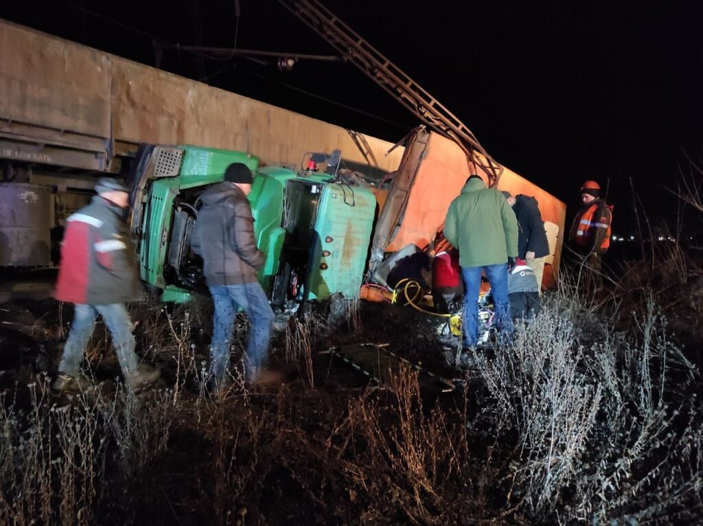 У Кривому Розі сталася аварія на комбінаті: постраждало 5 людей