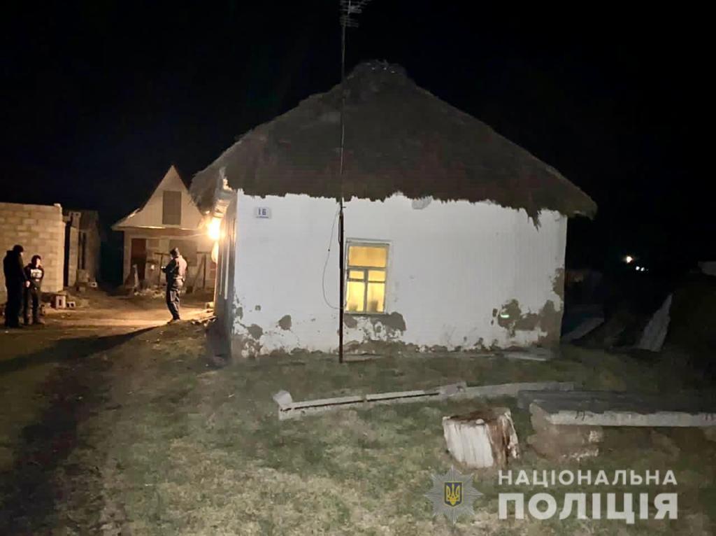 У Петриківці затримали чоловіка, який до смерті побив містянина