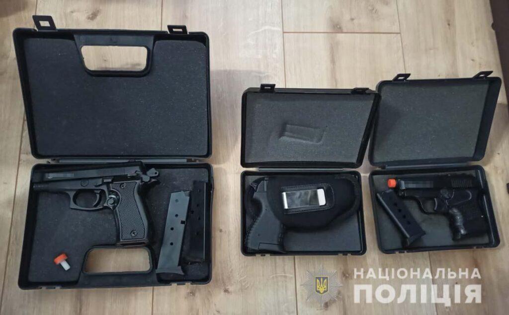 Поліцейські ліквідували міжрегіональний канал постачання зброї та боєприпасів на Дніпропетровщину