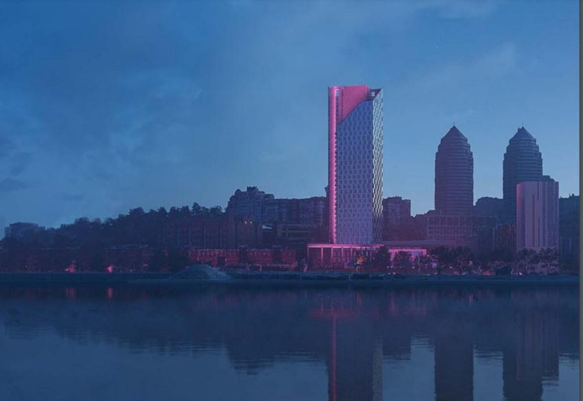 «Жлобське обличчя міста». Як мешканці Дніпра коментують проект будівництва хмарочоса