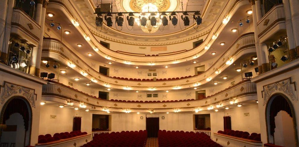 Дніпровський академічний театр драми та комедії запрошує на велику прем'єру за п'єсою Чехова