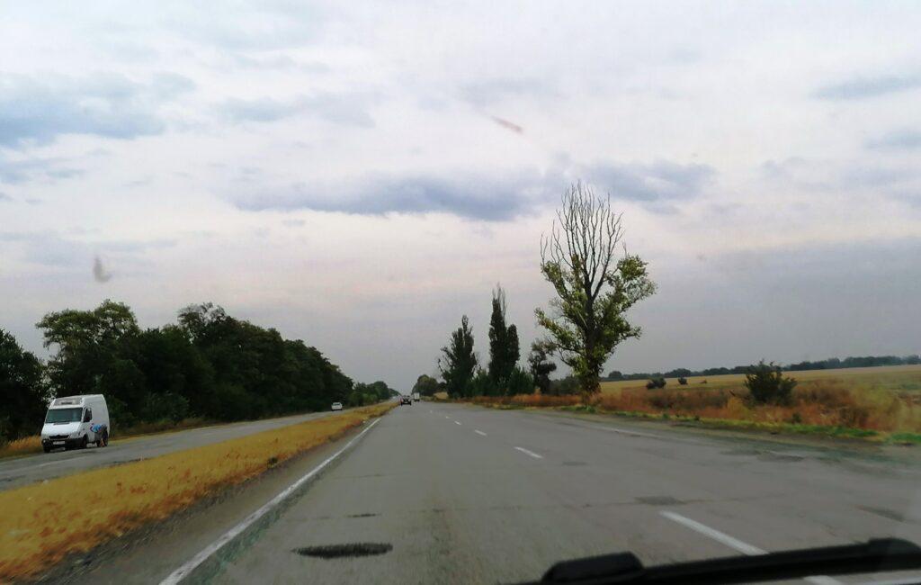 Ремонт дороги з Павлограда до Дніпра коштуватиме 100 млн грн за кілометр