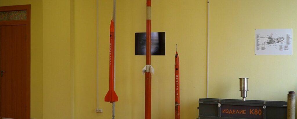 Команда студентів з Дніпра розробила мініракету