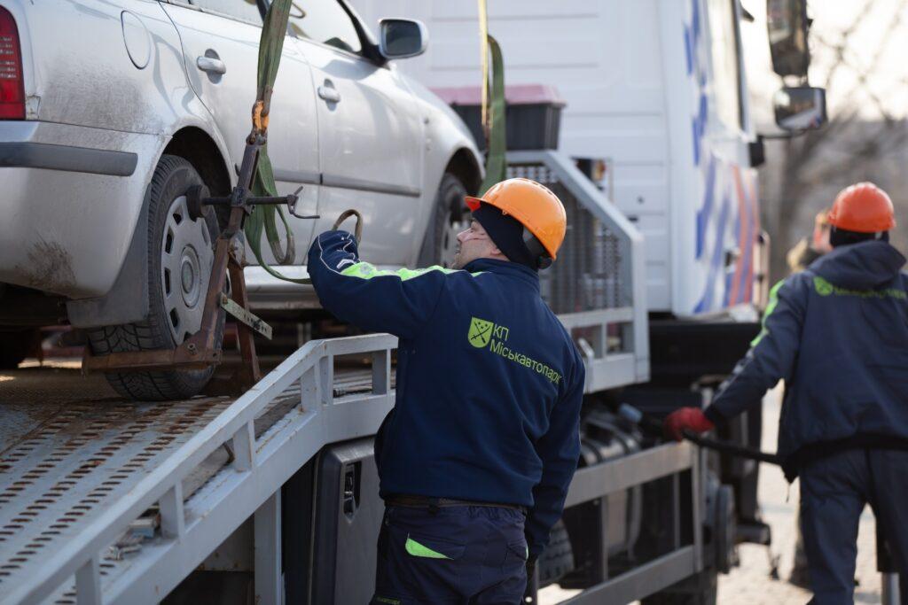 До Дніпра завітали делегації інших громад, щоб дізнатися про систему паркувального простору