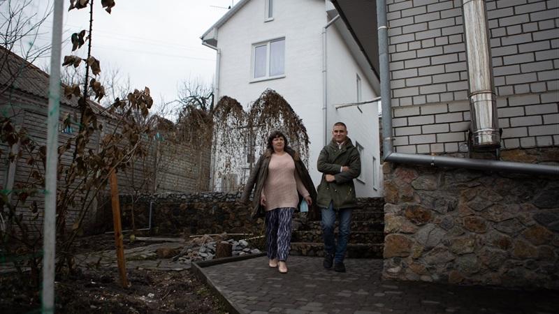 У Дніпрі з'явився дев'ятий будинок сімейного типу