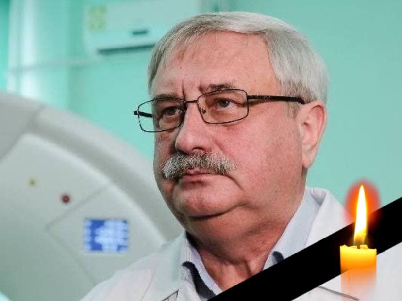 В Дніпрі не стало депутата облради та відомого керівника лікарні