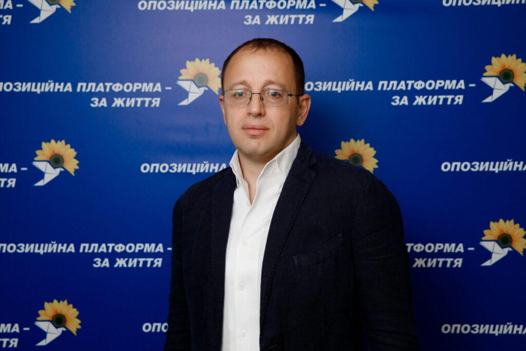 Замглави Дніпропетровської облради каже, що в Україні війни немає