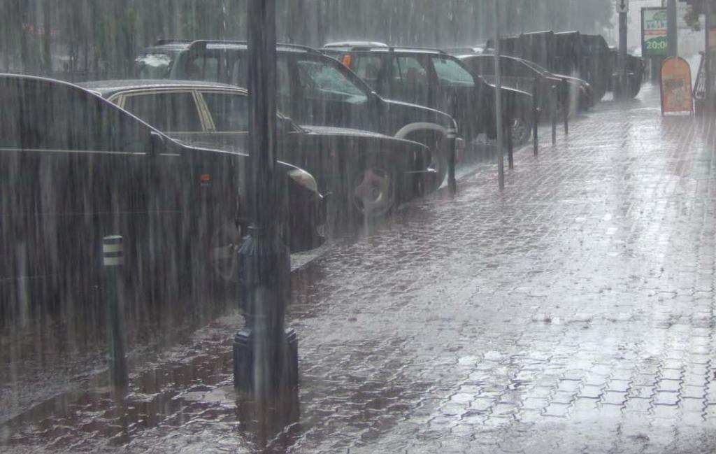 Цього тижня територією Дніпропетровщини пройдуть дощі