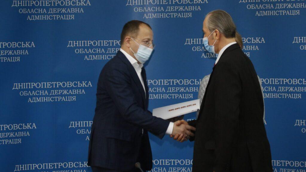 У Дніпрі обласна влада обговорювала питання соціального захисту чорнобильців