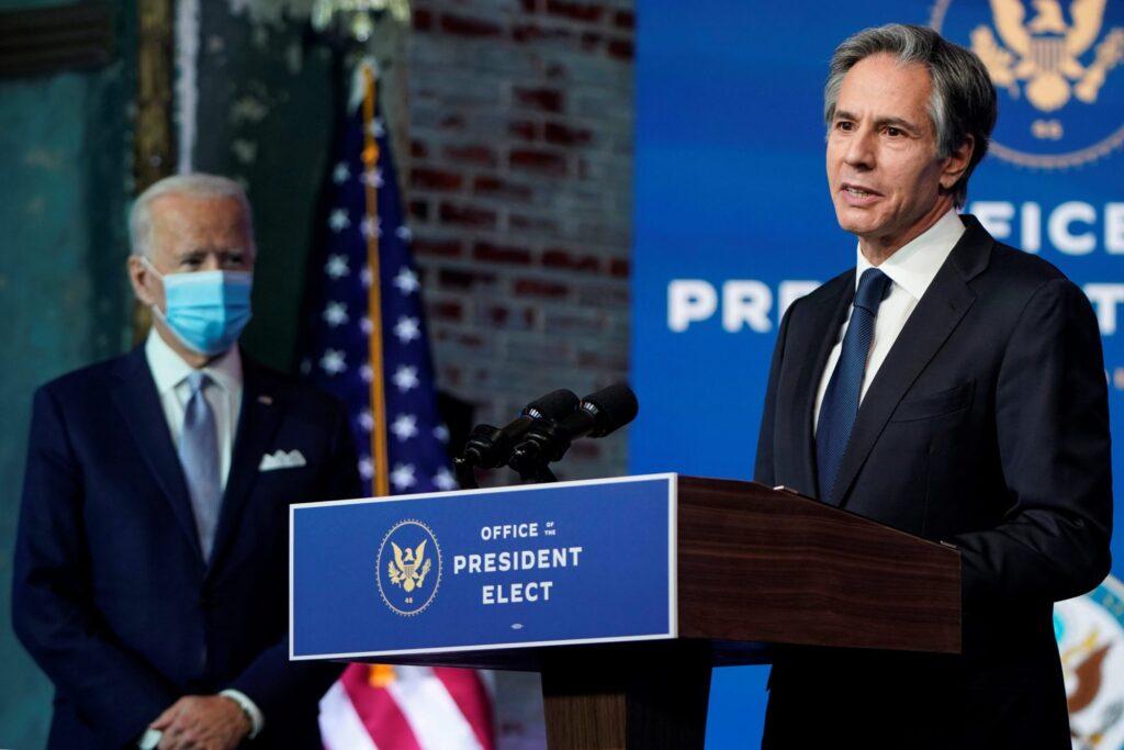 США готують візит держсекретаря Блінкена в Україну