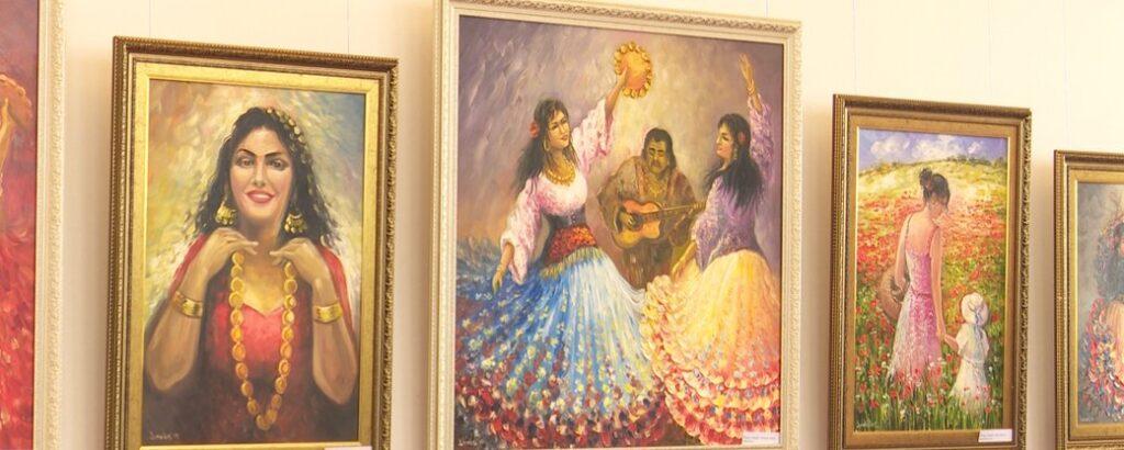 В історичному музеї Дніпра до Міжнародного дня ромів відкрили виставку