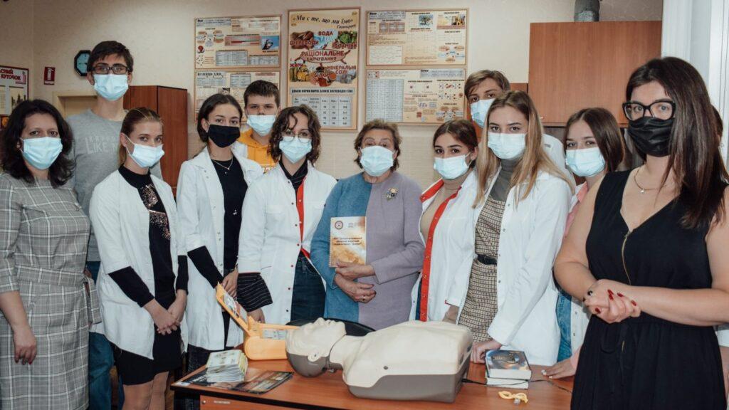 У Дніпропетровському медичному ліцеї-інтернаті провели інституційний аудит