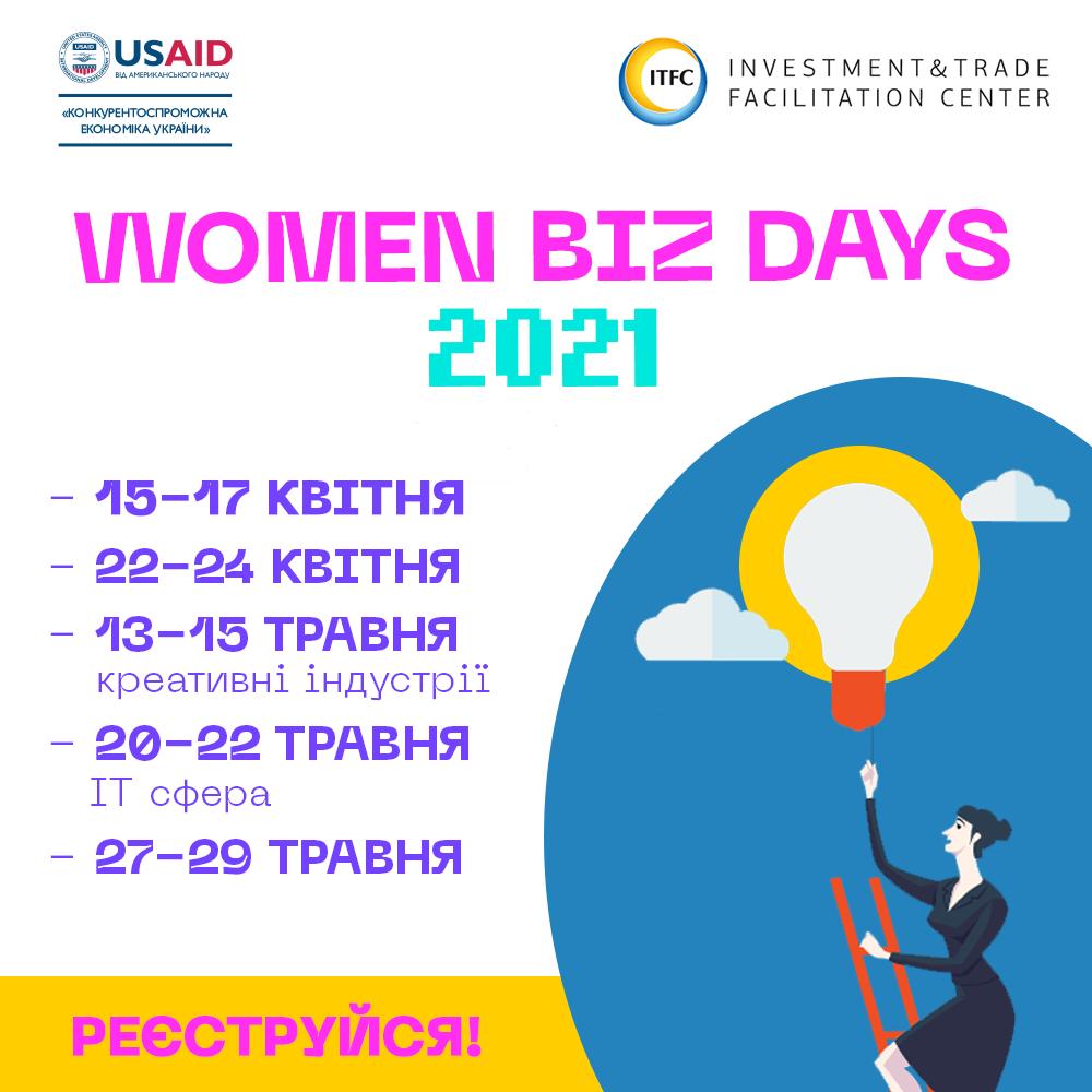 Жінкам пропонують онлайн-семінари для «прокачки» бізнесу