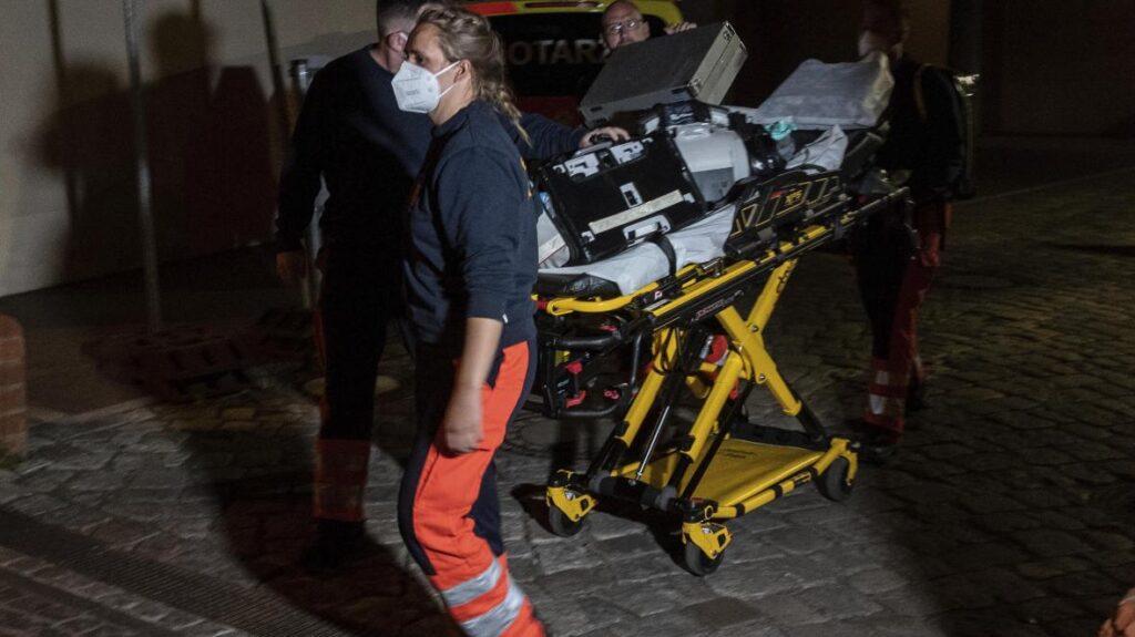 У лікарні Потсдама вбили чотирьох осіб – поліція затримала підозрювану