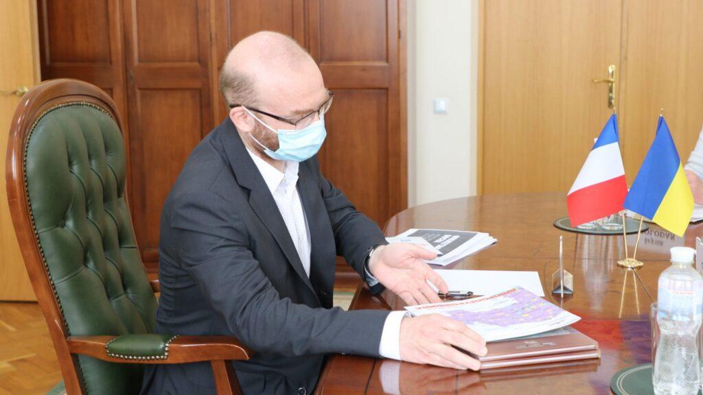Дніпропетровщина продовжила співпрацю з Францією