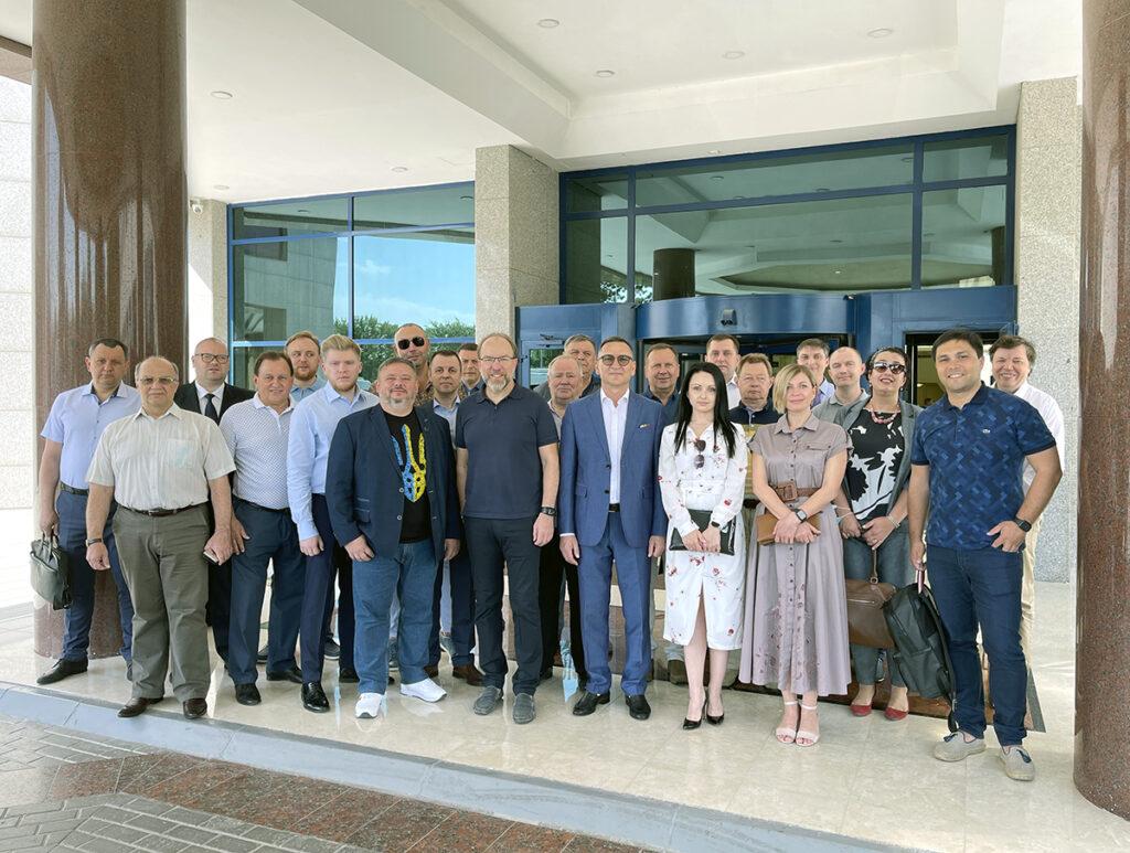 Представники бізнесу Дніпропетровщини відвідали групу промислових підприємств «ТЕХNOPARK» в Узбекистані