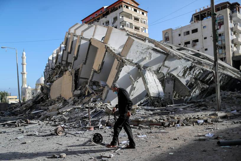 Вступило в силу перемир'я між Ізраїлем та Палестиною