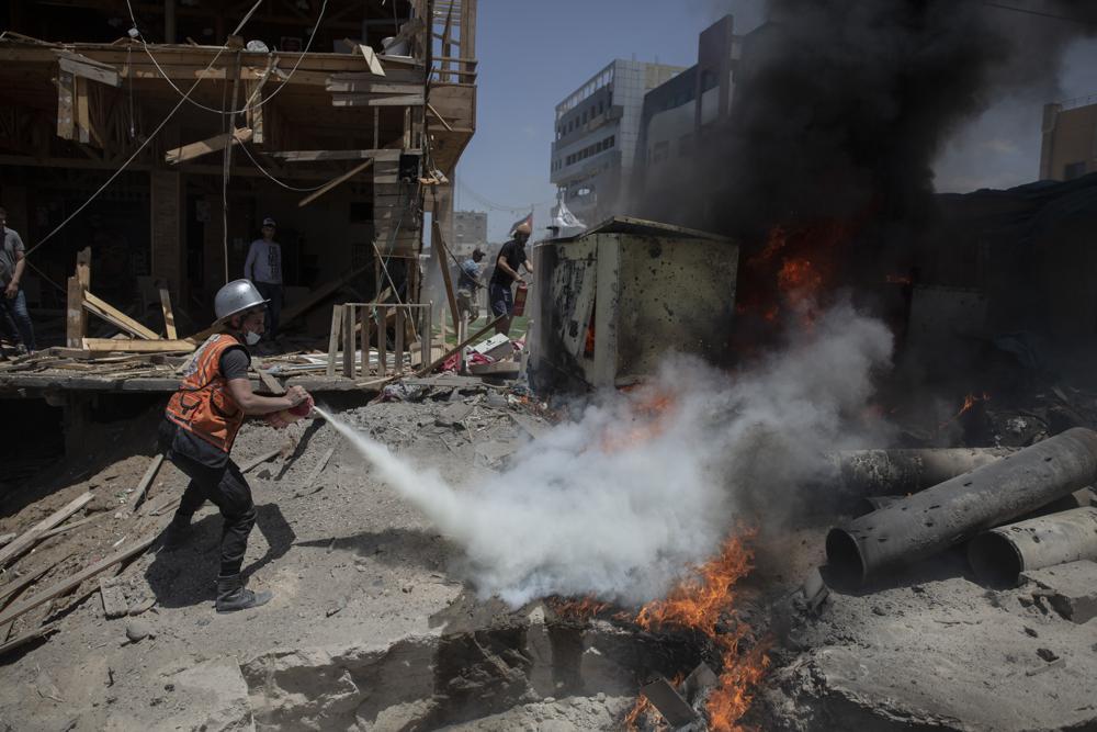 Ізраїль продовжить удари по Газі, оскільки зусилля по перемир'ю залишаються недосяжними  (фото)