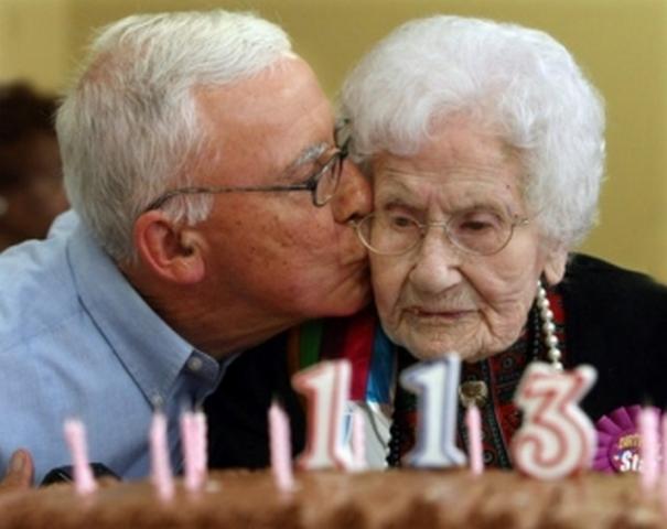 У Кривому Розі 14 років назначають щорічну премію для довгожителів