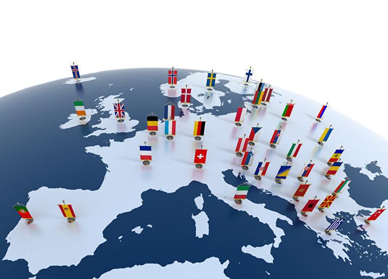 Феномен Європи