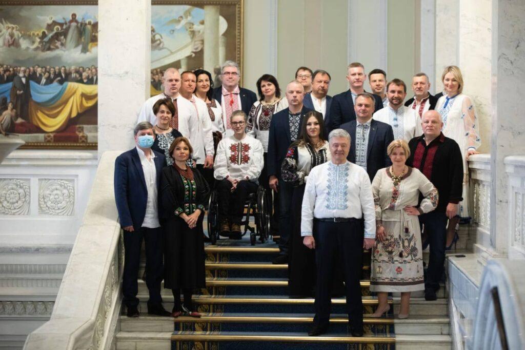 Сьогодні Україна відзначає День вишиванки (фоторепортаж)