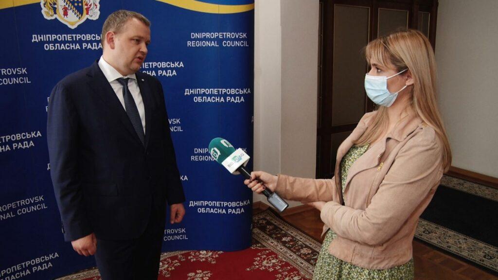 """Робота водоканалу """"Дніпро-Західний Донбас"""" на Дніпропетровщині поновлюється"""